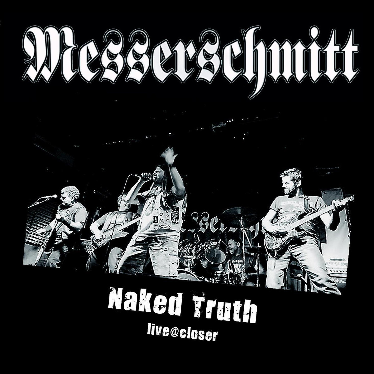 "The Nightrunner  – promo video del CD ""Naked Truth"" Live@closer"