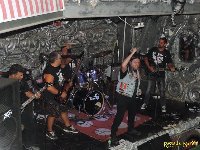 ROMETAL – Live@New Rockness (Genzano – Rm)  – 05/09/2015