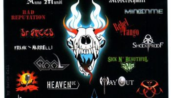 METAL YEARS VOL. I – Live@Jailbreak (Rm) – 23/10/2015