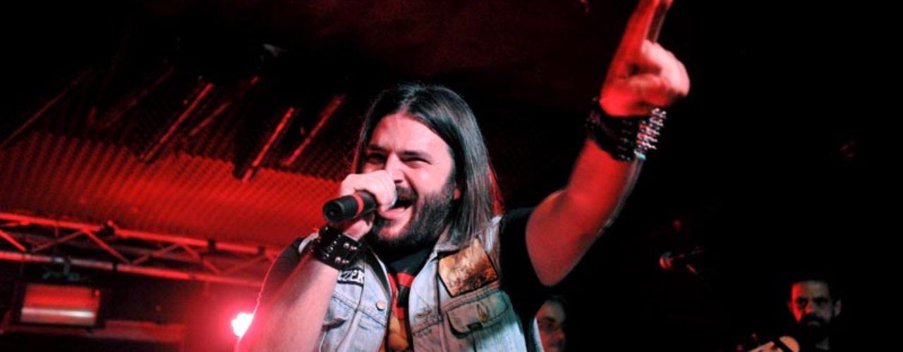 Messerschmitt Live@Traffic (23 ottobre 2015) – Heavy Metal Fighters