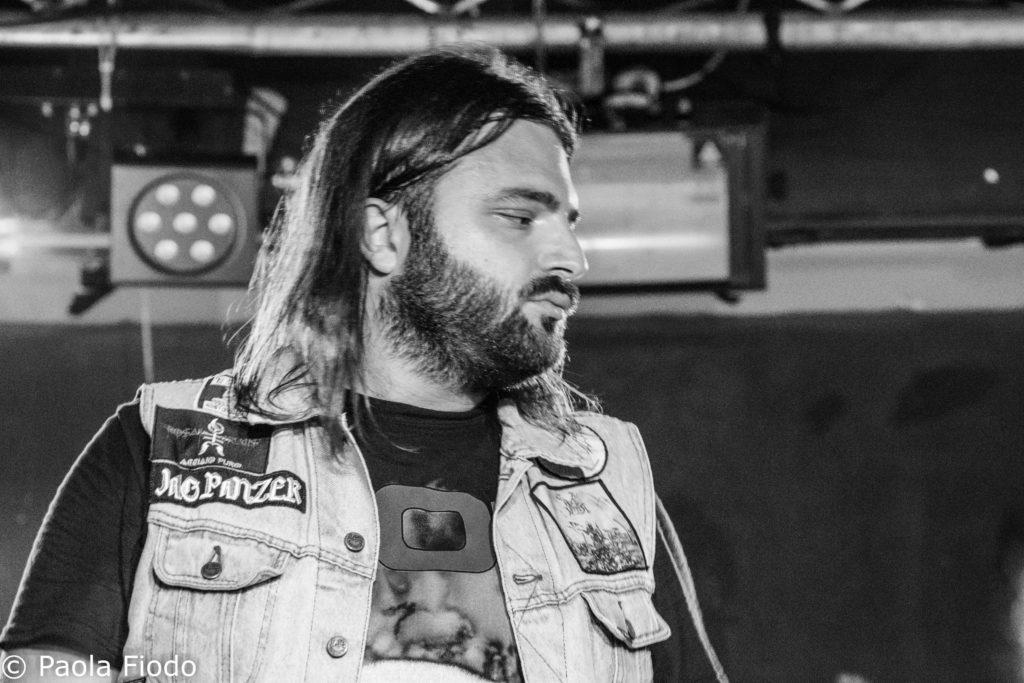 Dexter Ward / Messerschmitt / Valor Live@Traffic (Rome) – 23 ottobre 2016