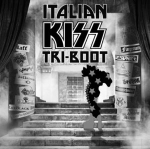 cover compilation Italian KISS tri-boot