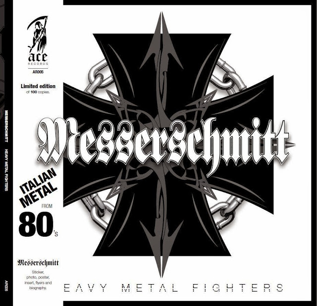 Heavy Metal Fighters – Promo video del vinile Heavy Metal Fighters