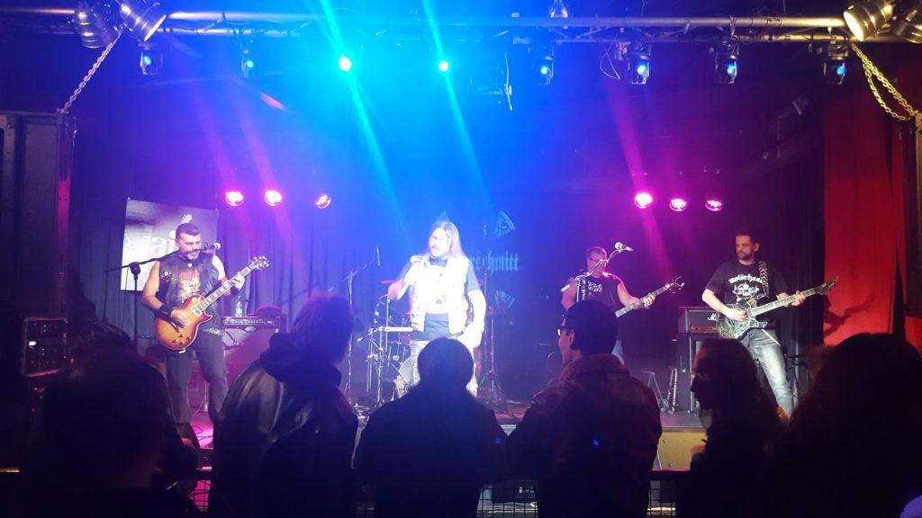 Presentazione compilation Metal Years Vol. 2 – Live@Jailbreak – Roma, 12 febbraio 2017