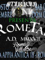 Messerschmitt Live al RoMetal 2017