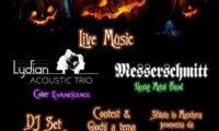 Halloween party con i Messerschmitt al Croma Etilico – 31 ottobre 2017
