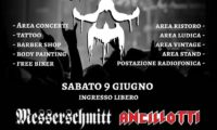 Sabato 9 giugno al Rock'n'roll Garden METAL NIGHT LIVE con Messerschmitt e Ancillotti (+ guests)