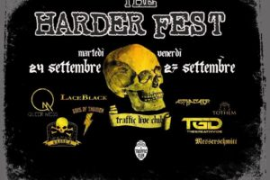 The Harder Fest – Messerschmitt live Venerdì 27 settembre al Traffic club