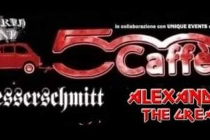 Messerschmitt Live @ 500caffè (Cassino – Fr)